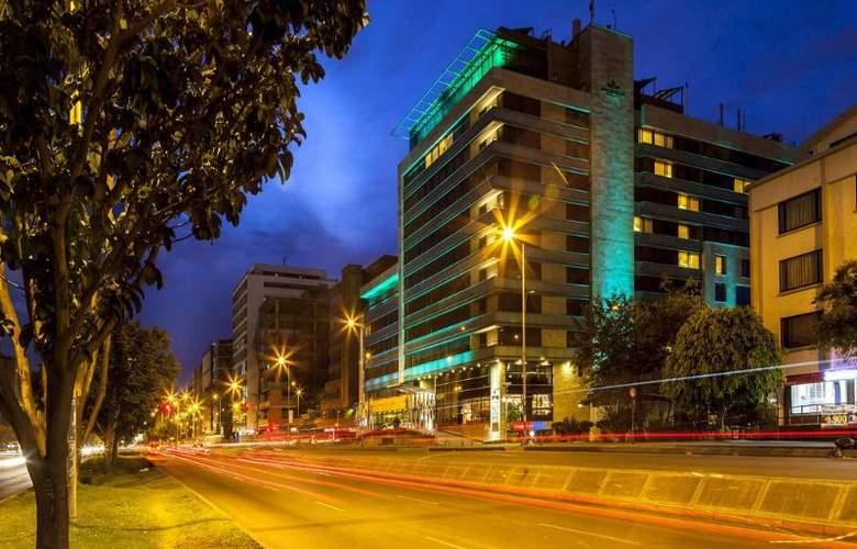 Clarion Bogota Plaza - Hotel - 11