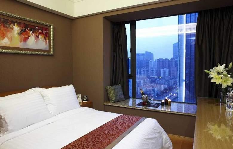 Dan Executive Apartment Guangzhou - Room - 12