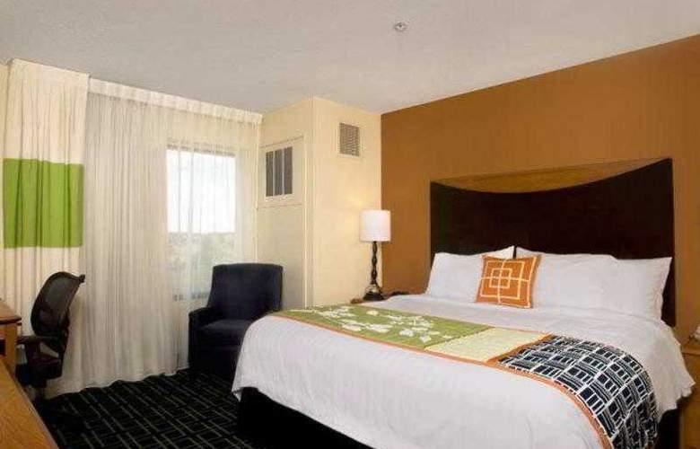 Fairfield Inn & Suites Tupelo - Hotel - 8