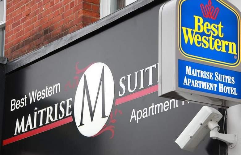 Best Western Maitrise Suites - Hotel - 28