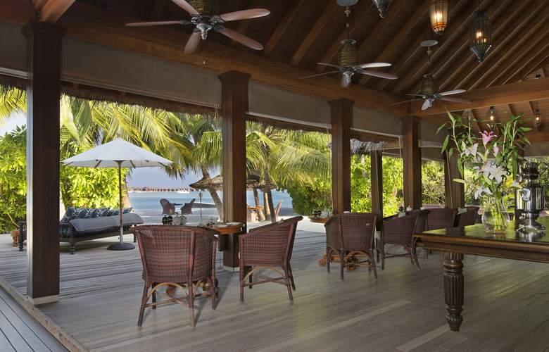 Naladhu Private Island Maldives - Restaurant - 2