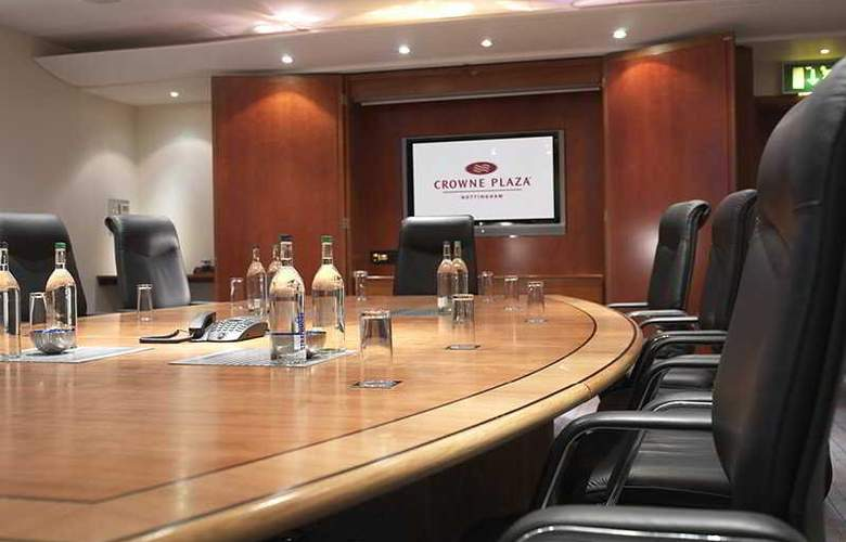Crowne Plaza Nottingham - Conference - 6