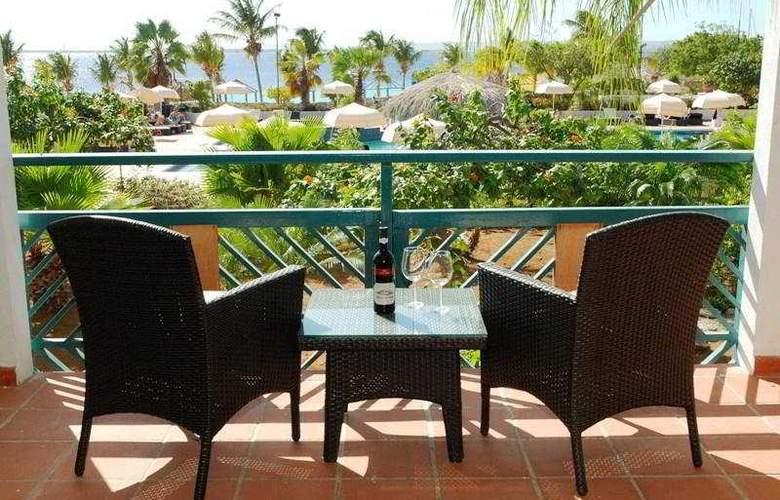 Plaza Resort Bonaire - Terrace - 7