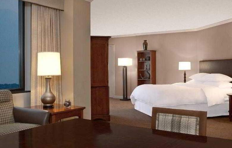 Sheraton Gateway Hotel Atlanta Airport - Room - 28