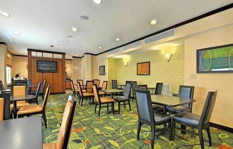 Fairfield Inn & Suites Potomac Mills Woodbridge - Hotel - 4