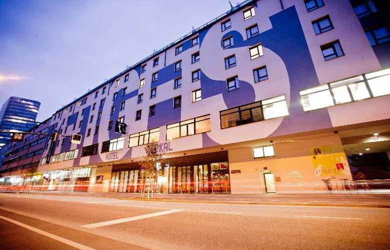 Zeitgeist Vienna Hauptbanhof - Hotel - 0