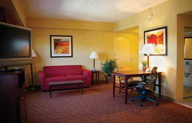 Hampton Inn & Suites Boise Downtown - Hotel - 6