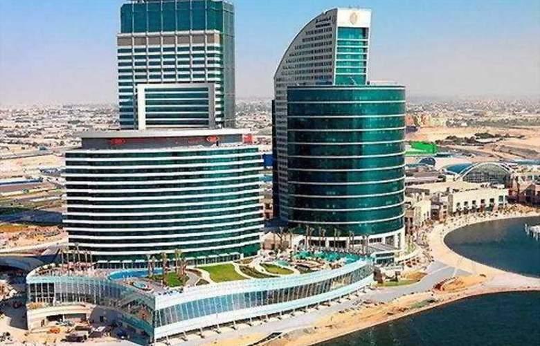 Crowne Plaza Dubai - Festival City - Hotel - 0