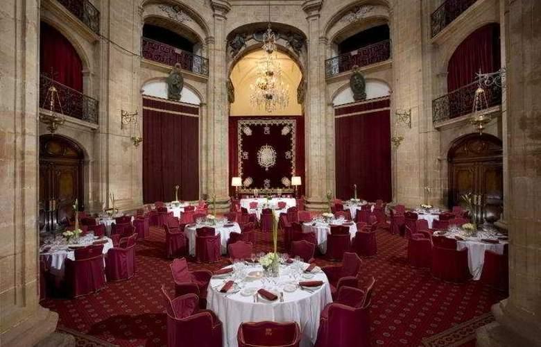 Eurostars Hotel de la Reconquista - Restaurant - 10