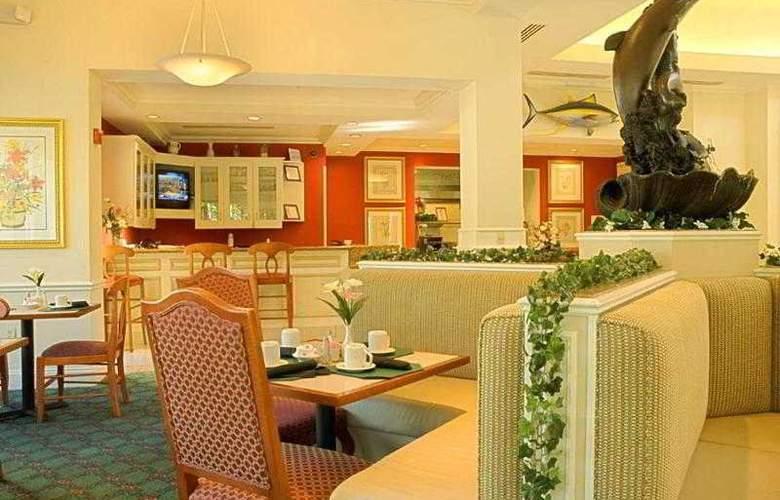 Hilton Garden Inn Ft. Lauderdale Airport-Cruise Port - Restaurant - 22