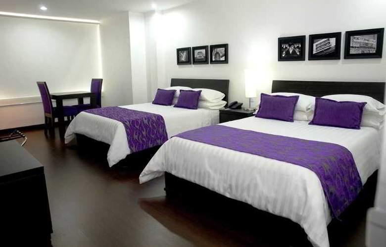 Hotel Zuldemayda - Room - 1