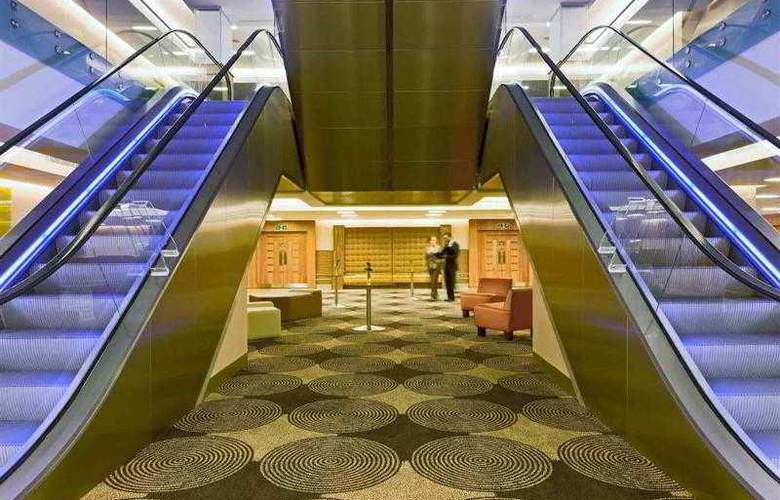 Sofitel London Heathrow - Hotel - 40