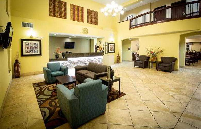 Best Western Plus Eastgate Inn & Suites - Hotel - 4