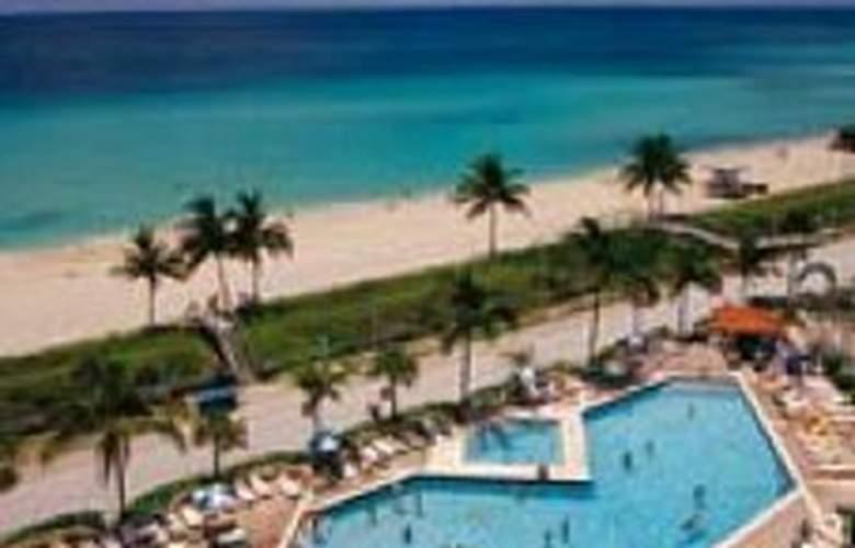 Hollywood Beach Resort Cruise Port - Beach - 6