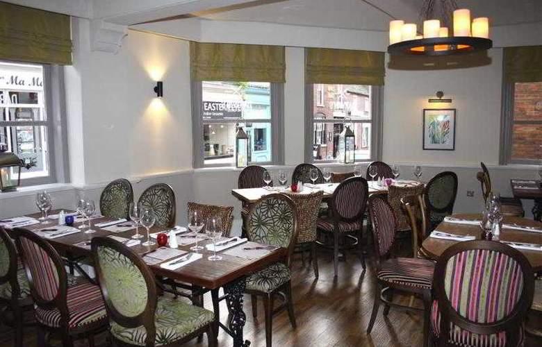 Best Western George Hotel Lichfield - Hotel - 25