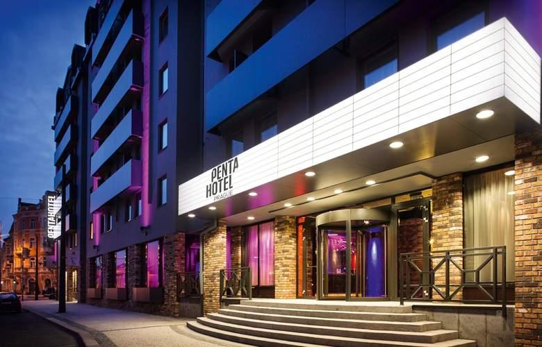 Pentahotel Prague - Hotel - 0