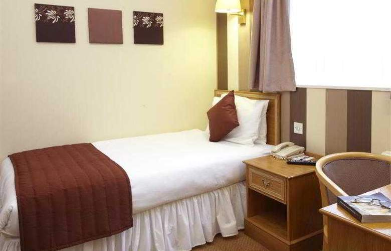 Best Western Cumberland - Hotel - 177