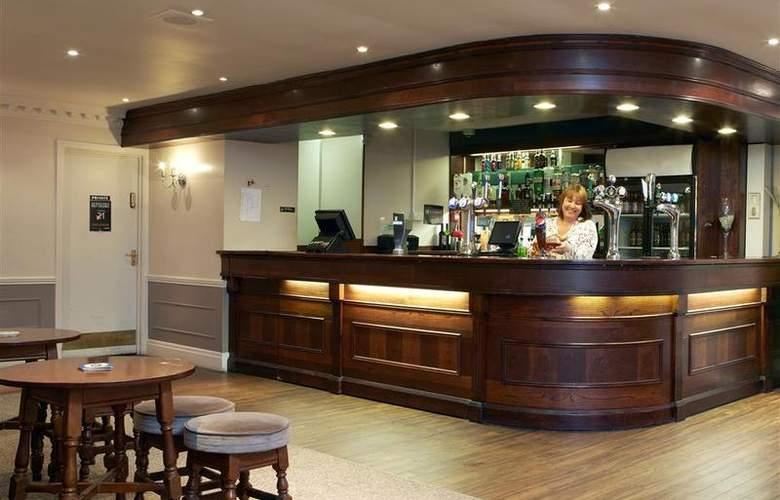 Best Western Consort Hotel - Bar - 76