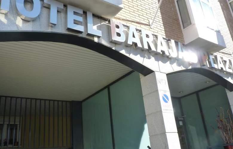 Barajas Plaza - Hotel - 0