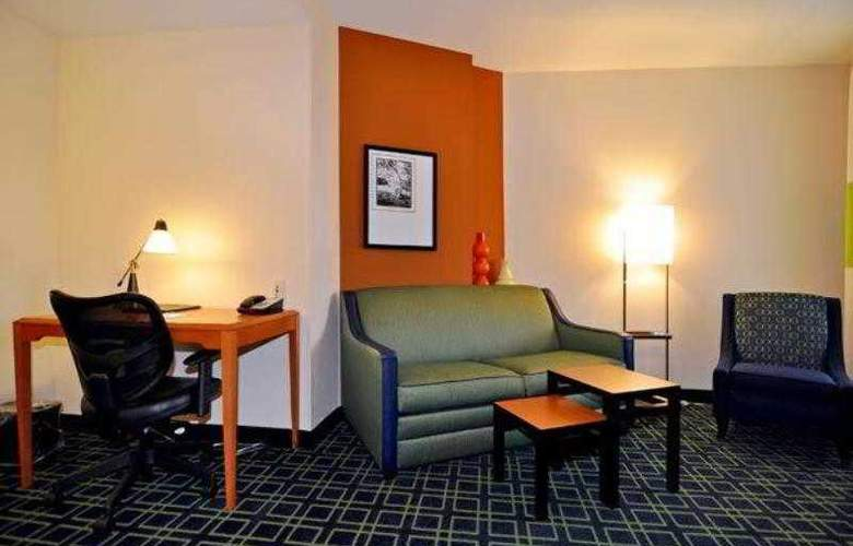 Fairfield Inn & Suites Tehachapi - Hotel - 25