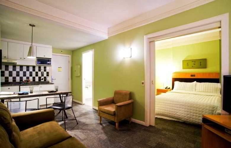 Slaviero Suites Curitiba - Room - 10