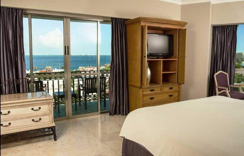Sandos Cancún Luxury Experience Resort - Room - 12