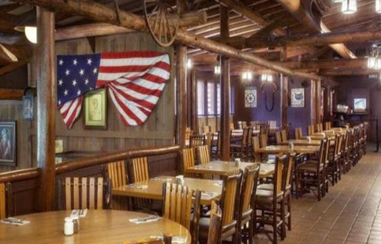 Disney's Fort Wilderness Cabin - Restaurant - 9