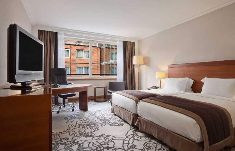 Lyon Marriott Hotel Cité International - Room - 11