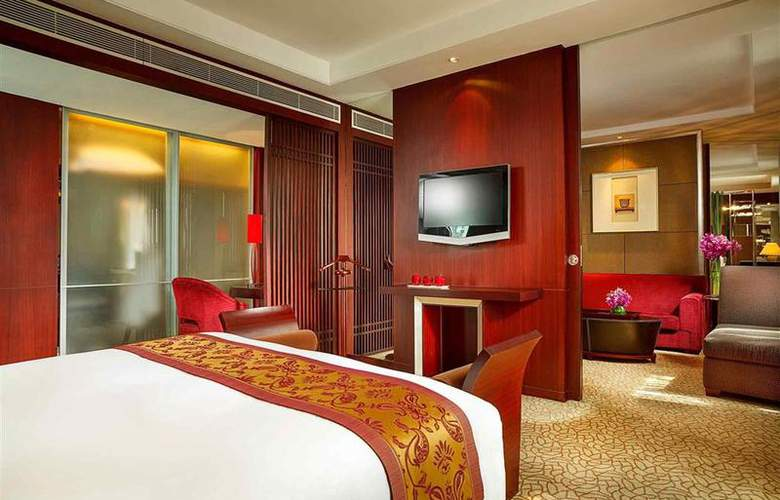 Sofitel Nanjing Galaxy Suning - Room - 0
