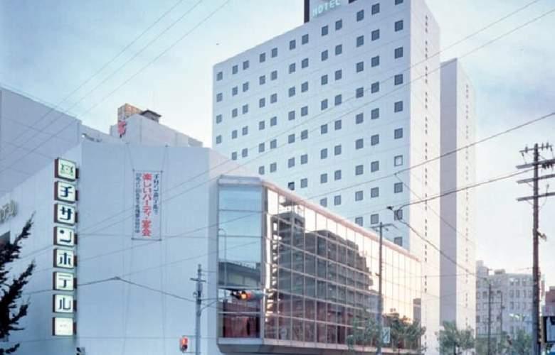 Chisun Hotel Shin-Osaka - Hotel - 0