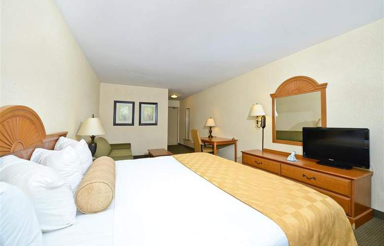 Best Western Of Long Beach - Room - 31