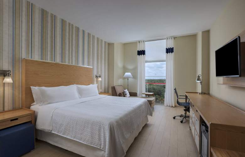 Four Points by Sheraton Cancun Centro - Room - 13