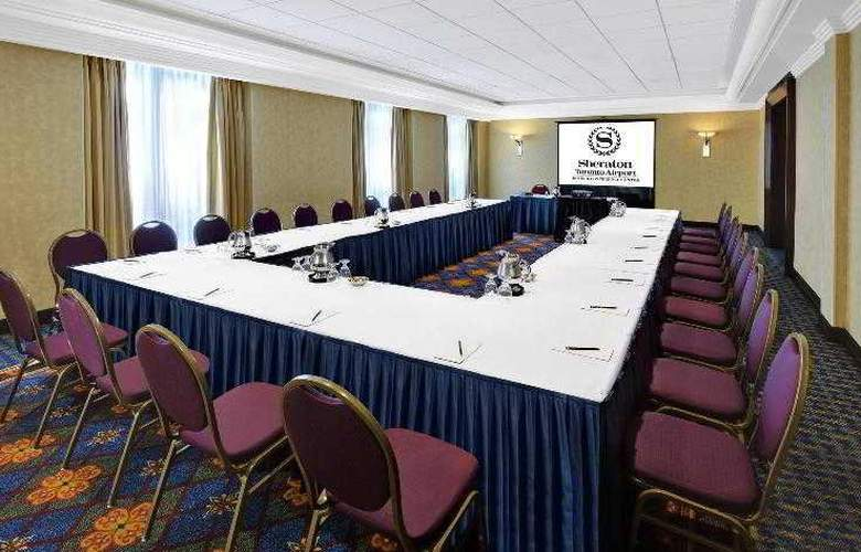 Sheraton Toronto Airport Hotel & Conference Center - Hotel - 21
