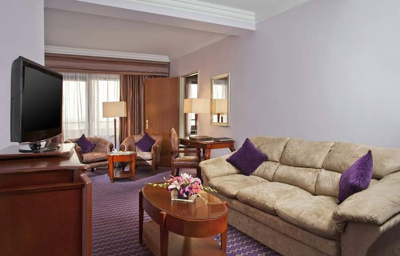 Holiday Inn Cairo Maadi - Room - 13