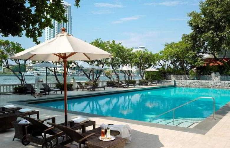 Shangri-La Bangkok - Pool - 12