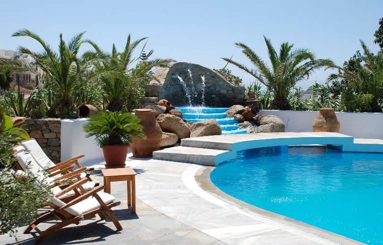Kamari Hotel Mykonos - Pool - 11