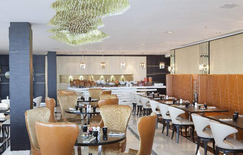 JW Marriott Cannes - Restaurant - 10