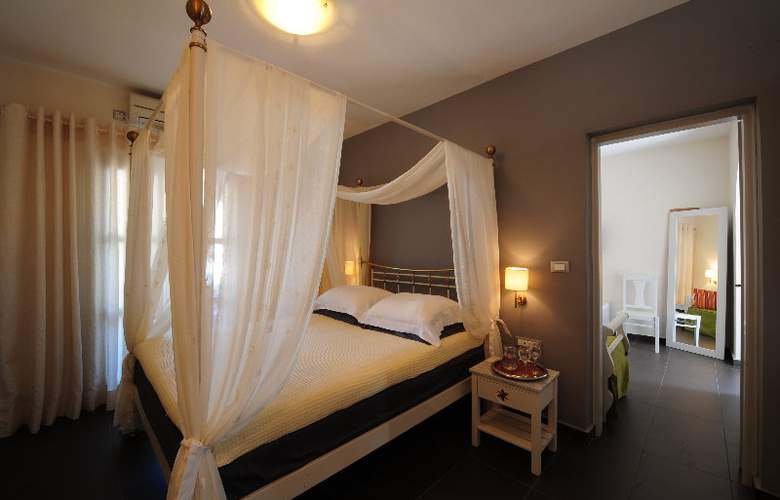 Vrahos Boutique Hotel - Room - 8