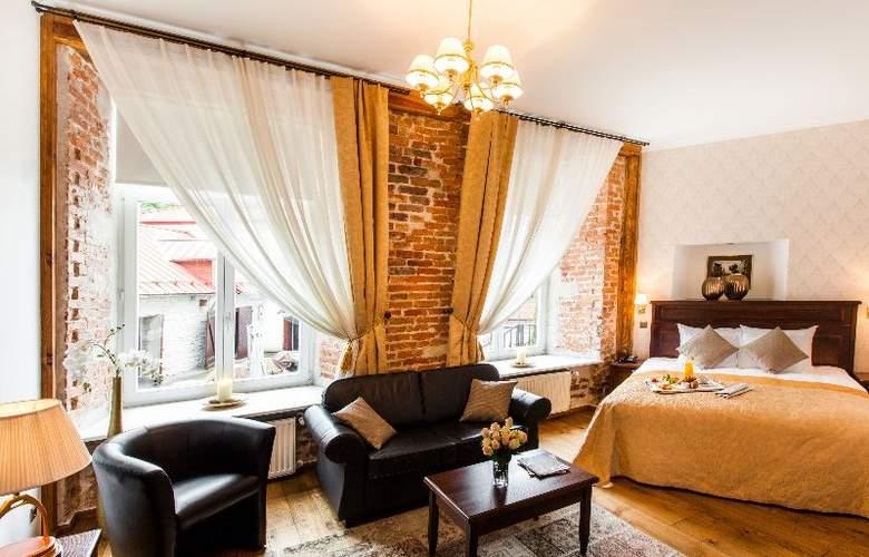 Von Stackelberg Hotel Tallinn - Room - 5