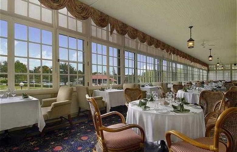 The Fairmont Algonquin - Restaurant - 7