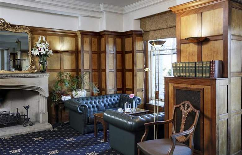 Best Western Duke Of Cornwall Hotel - Bar - 90