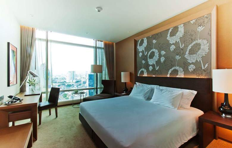 Eastin Grand Hotel Sathorn Bangkok - Room - 3