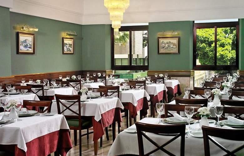 Sercotel Principe Paz - Restaurant - 20