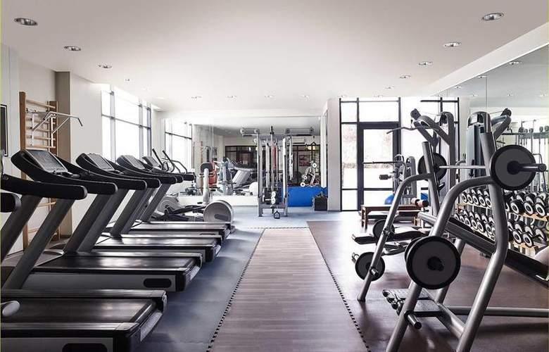 Novotel Convention & Wellness Roissy CDG - Sport - 100