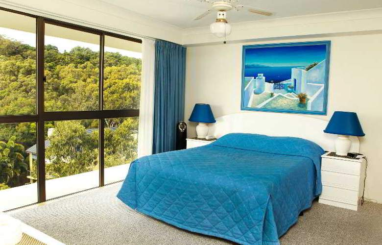 Gemini Court Holiday Apartments - Room - 9