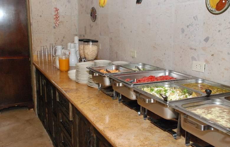Maria Bonita Consulado Americano - Restaurant - 15