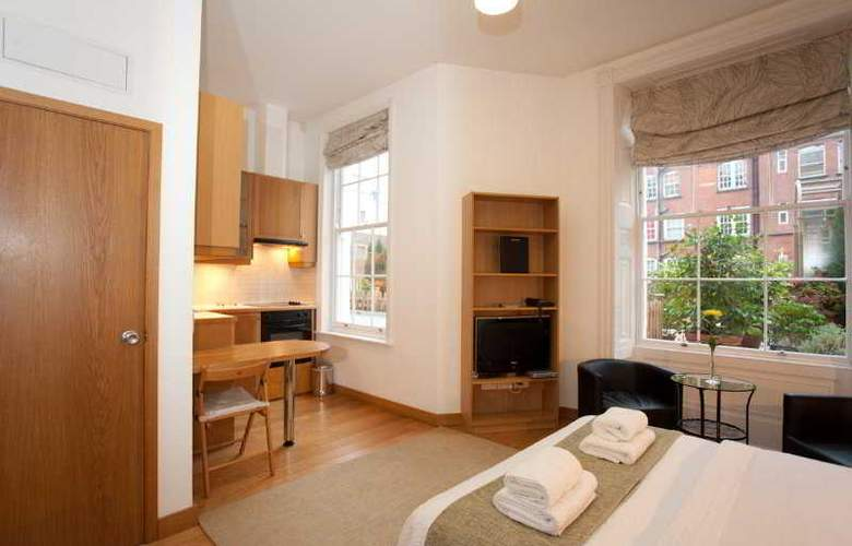Studios 2 Let Serviced Apartments - Room - 7