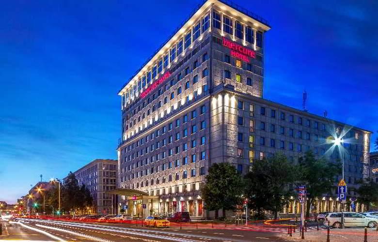 Mercure Warszawa Grand - Hotel - 10
