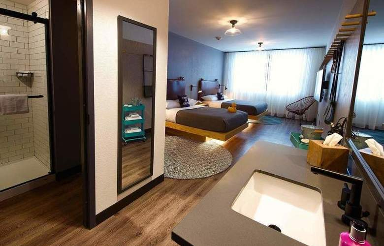 Moxy New Orleans Downtown/French Quarter Area - Room - 10