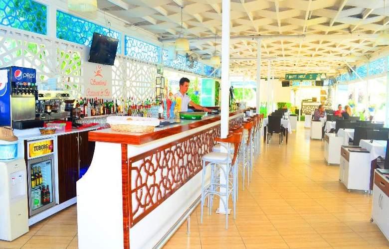 Sunbird Apart Hotel - Restaurant - 32